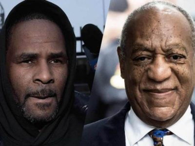 Bill Cosby and R Kelly