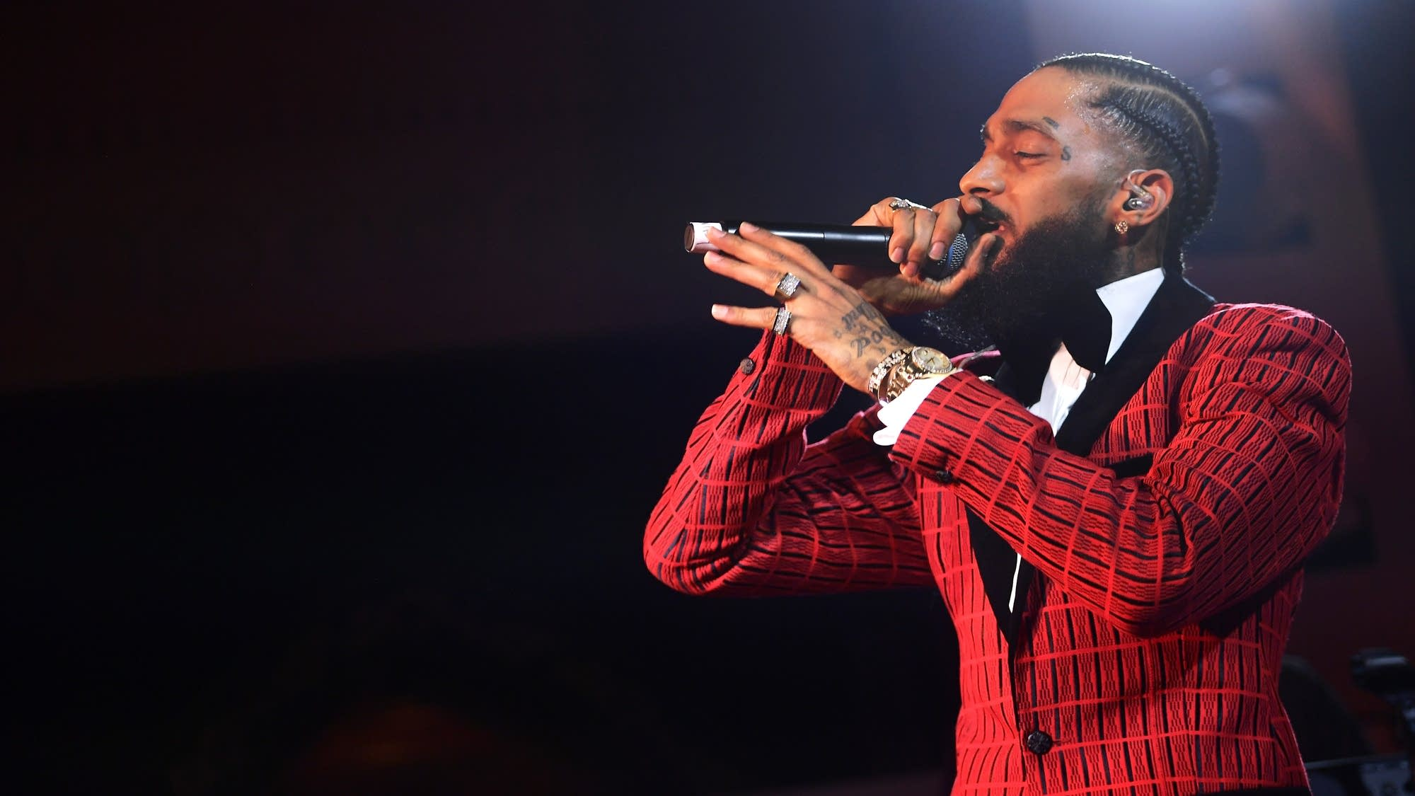 Nipsey Hussle gets Fatally Shot outside his Clothing Store