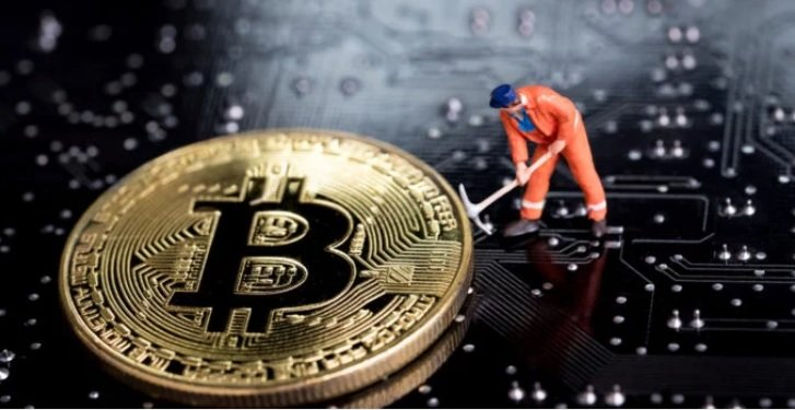 Bitcoin Mining is to be eliminated in China.