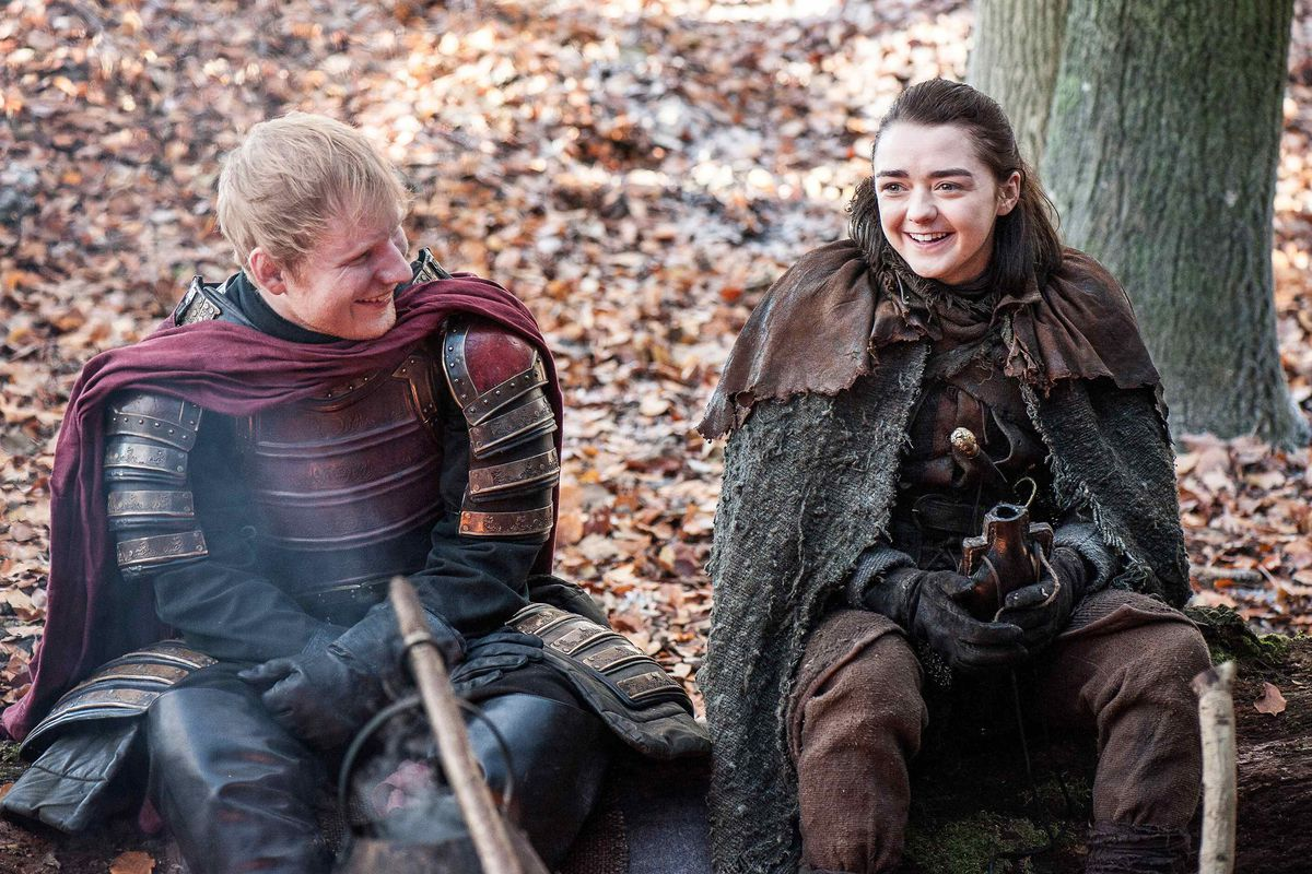 Game of Thrones Season 8: Ed Sheeran's cameo updates