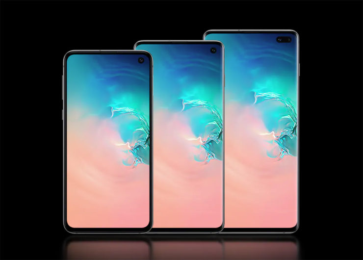 Samsung Galaxy S10 - What's New?