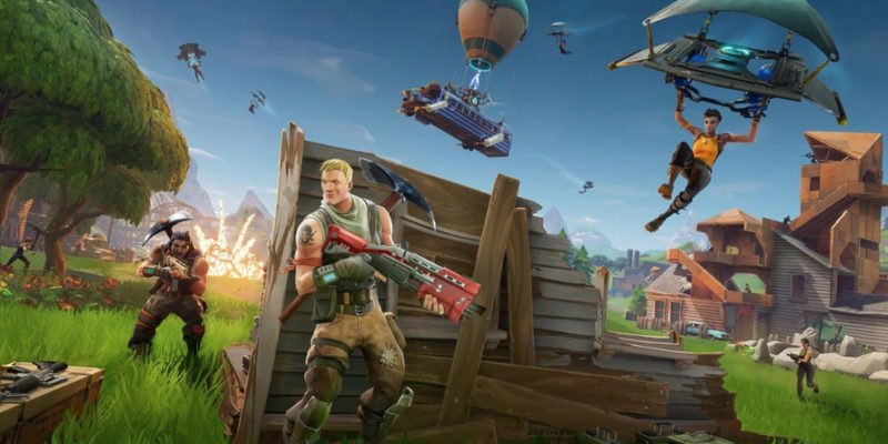A 14-year-old kid grabs a six-figure playing Fortnite
