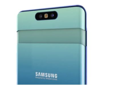 Wild design of Samsung Galaxy A90 leaked!