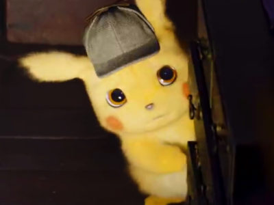 'Detective Pikachu' Releases Hilarious Audition Trailer