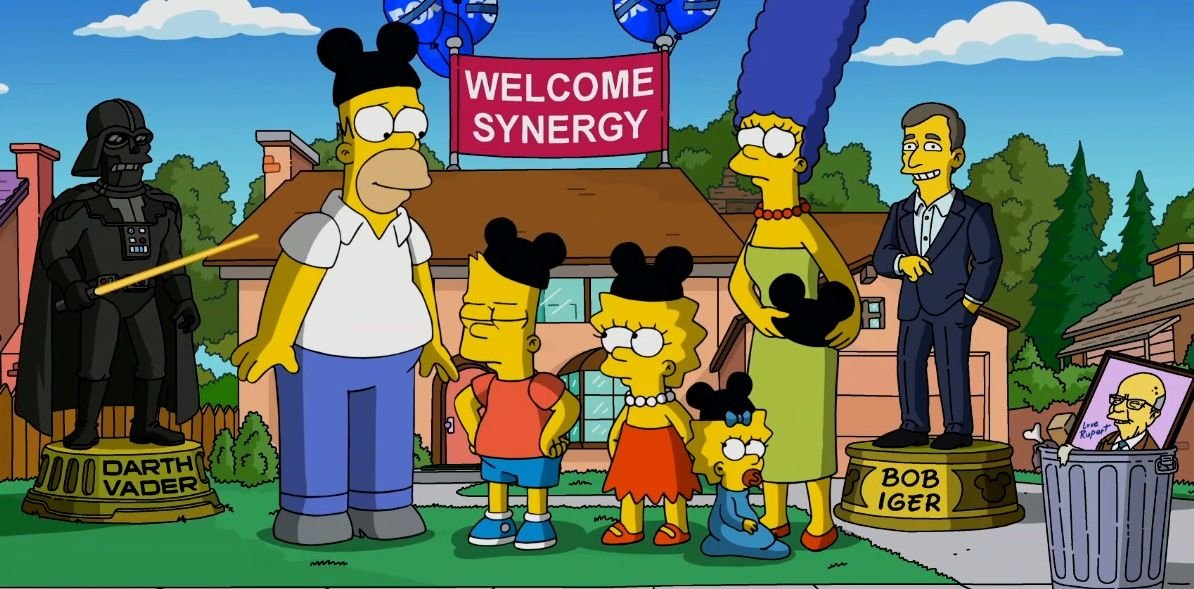 Disney+ will have all the 30 seasons of Simpsons at launch