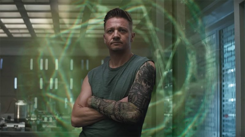 Jeremy Renner's Hawkeye in the works at Disney+