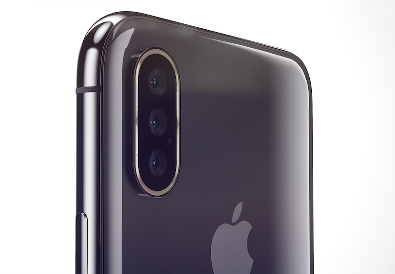 iPhone rumor claims Two Models of OLED with the Triple Camera Arrays for 2019