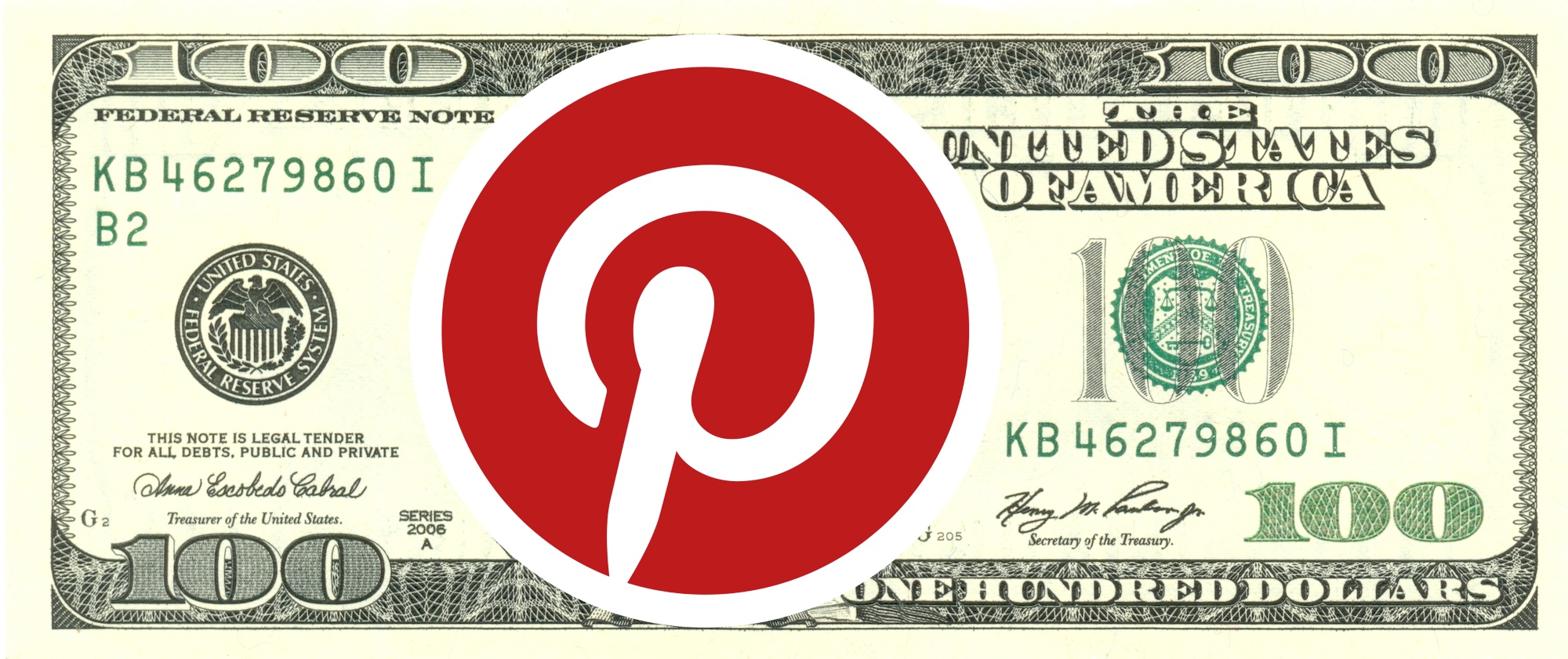 The Price Tag of the Pinterest is less than the last year one's