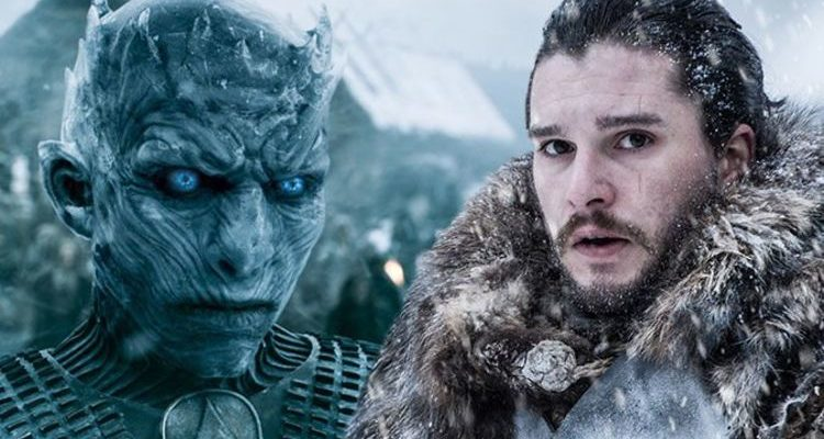 Demand for Spoilers from recent Kit Harrington's Monologue