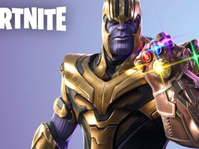 Fortnite might see return of Thanos in Avengers Endgame Mode