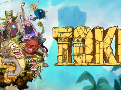 Toki is back after 30 years to Play Station 4 and other platforms