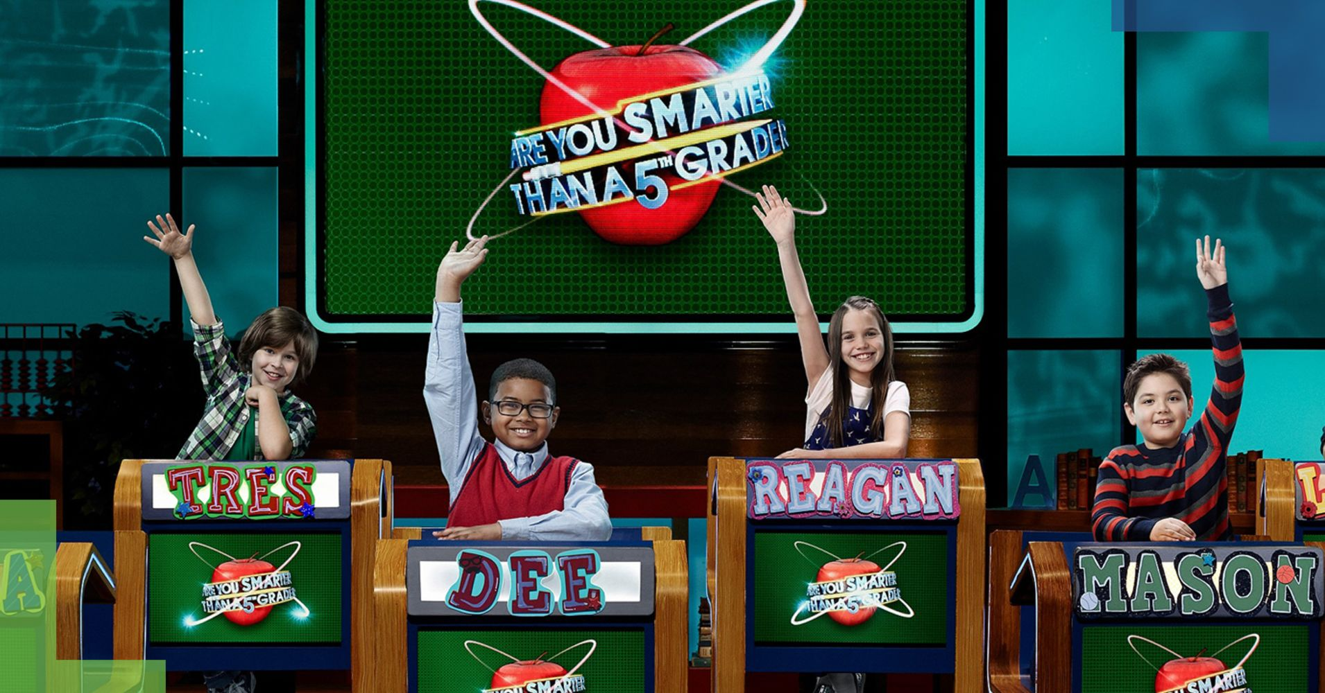 Nickelodeon to Come up with the Generation's Favorite show Are You Smarter Than A 5th Grader