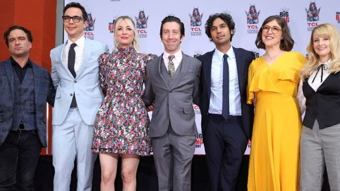 Big Bang Theory Finally Had It's Last Bang On TV: The Show Ended