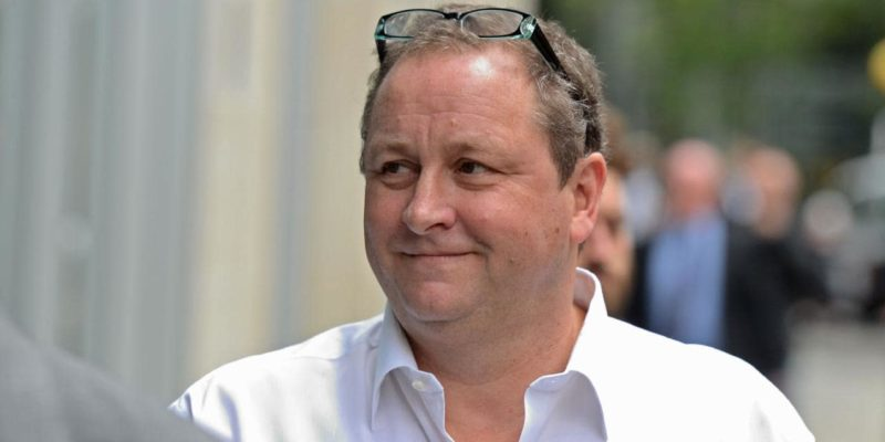 Newcastle owner Mike Ashley agrees to sell the club to Arab Sheikh for £350 million