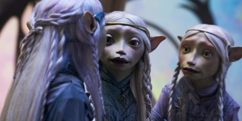 Netflix teases Age Of Resistance-Dark Crystal with brand new images