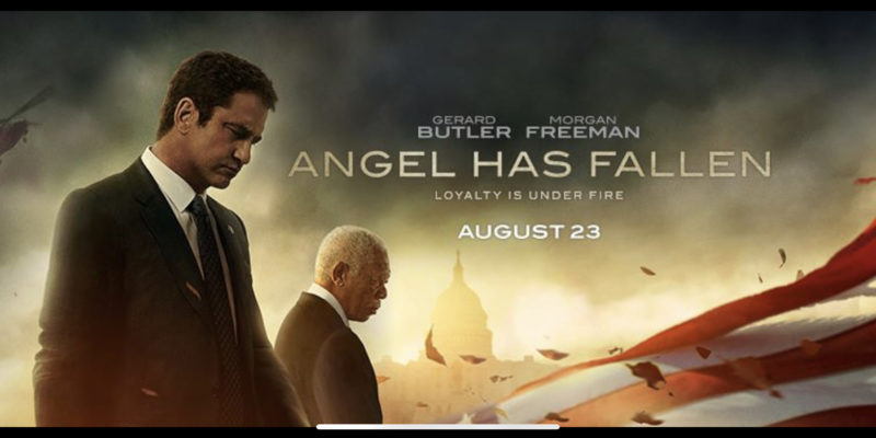 Angel Has Fallen trailer arrives and the movie won't fall