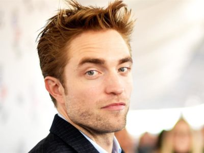 Batman Returns, this time with Robert Pattinson