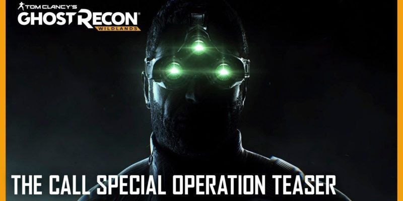 Does Ghost Recon gets a new Update