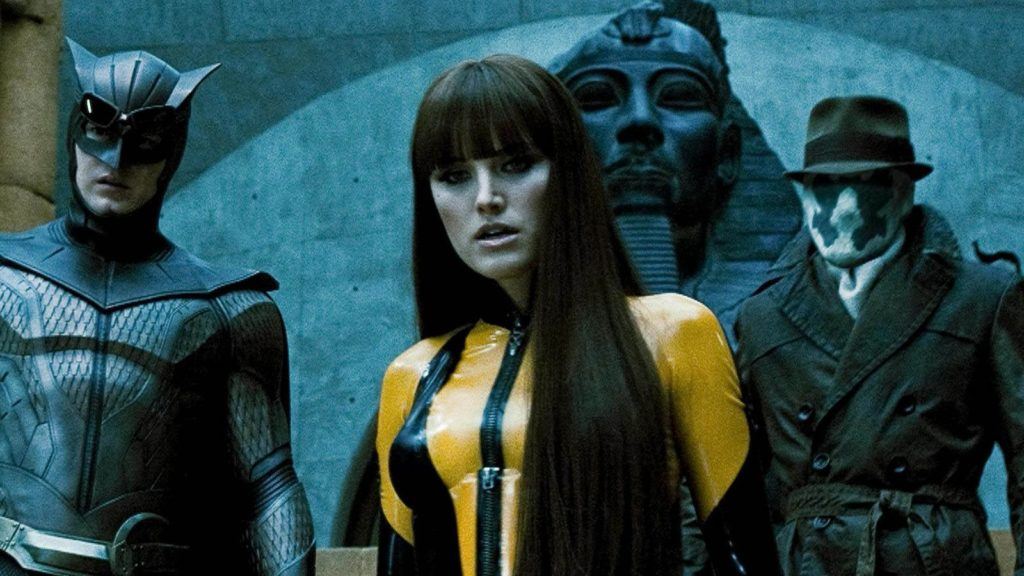 Finally! The HBO Watchmen Teaser Trailer comes out