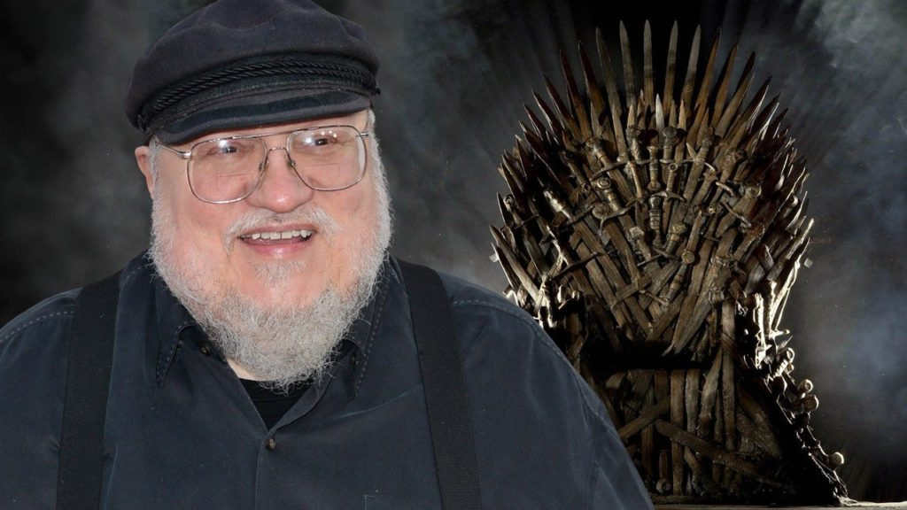 George R.R. Martin says Three Game of Thrones Spin - offs still in the works