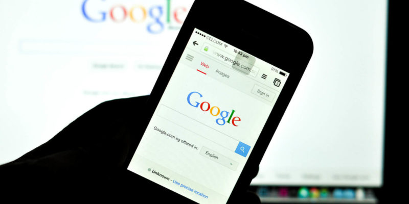 Google Search revamps its looks for mobile devices