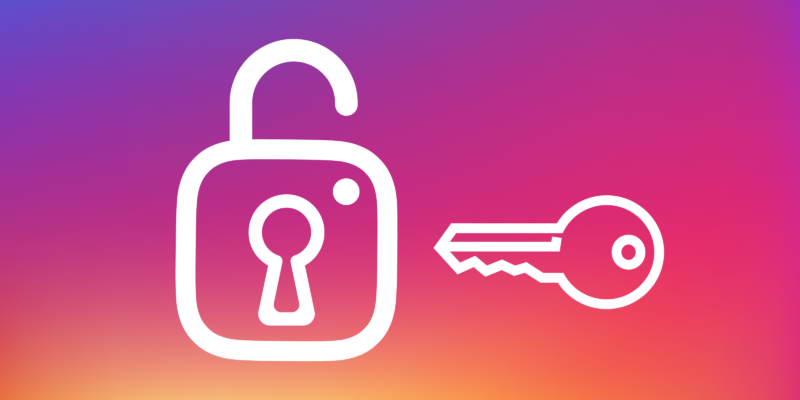 Instagram personal data is at stake