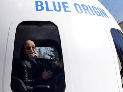 Jeff is Going To Fulfill His Dream and wants Blue Origin To Go To The Moon