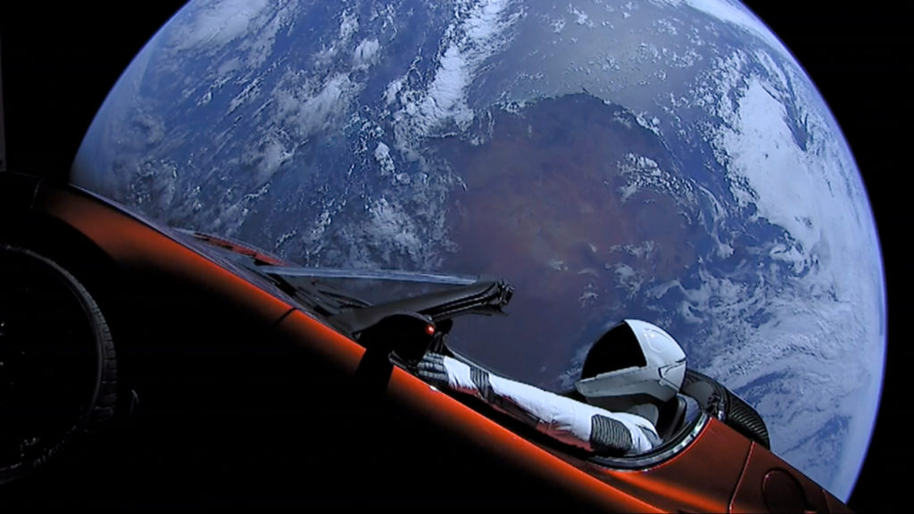 Jeff Bezos is all set to Conquer Space