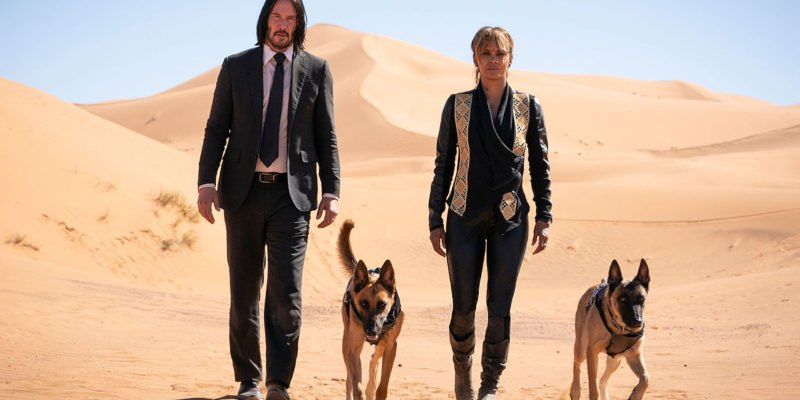 John Wick 4 is soon to enter the cinemas