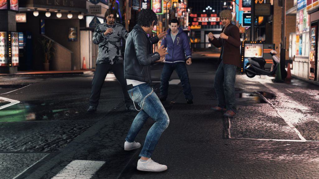 Judgment with English audio will release on July 18 in Japan