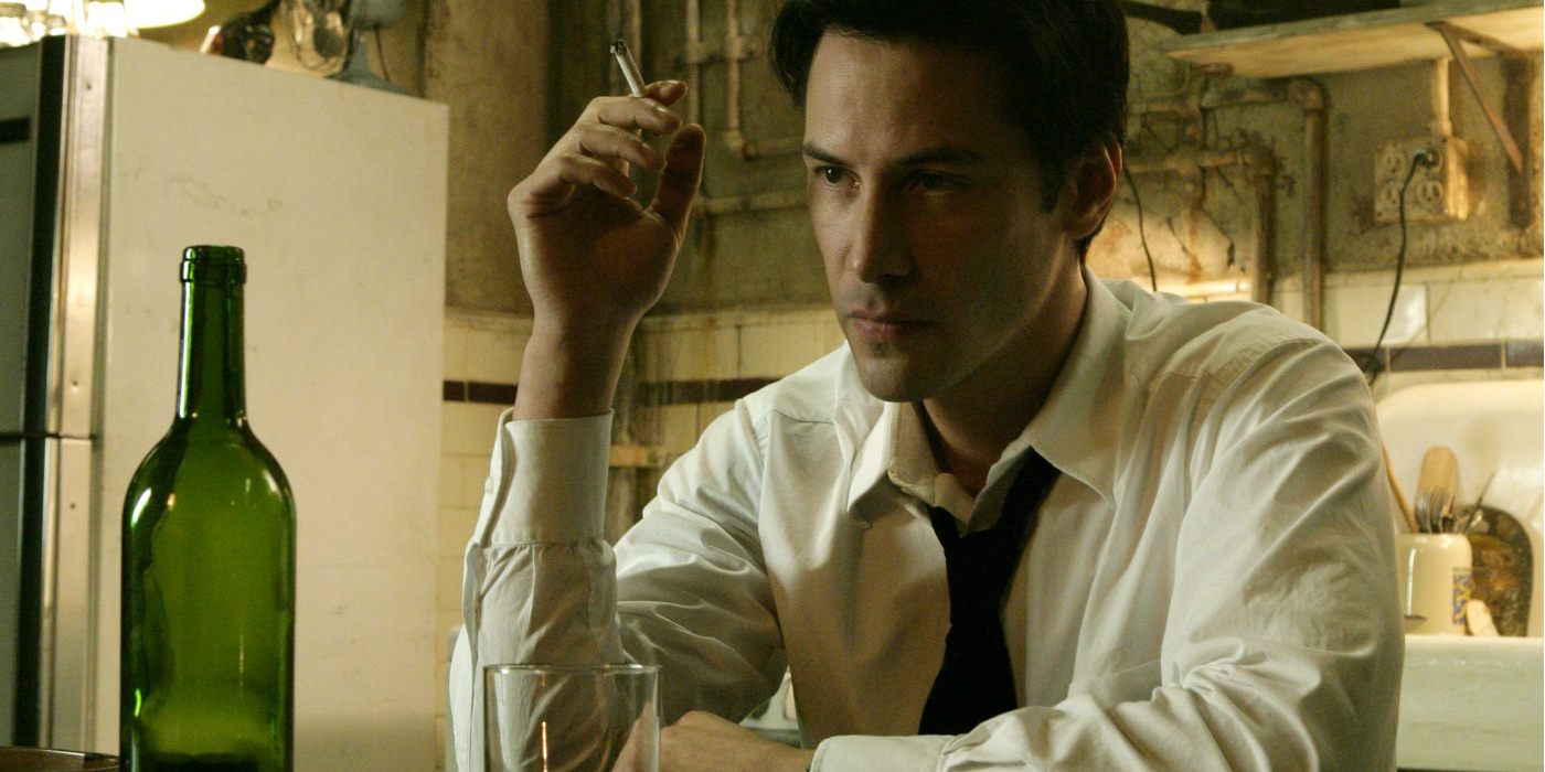 John Wick star Keanu Reeves wants a sequel to Constantine