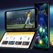 LG V50 ThinQ 5G hit market of South Korea