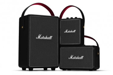 Marshall New Portable Speakers Comes Out