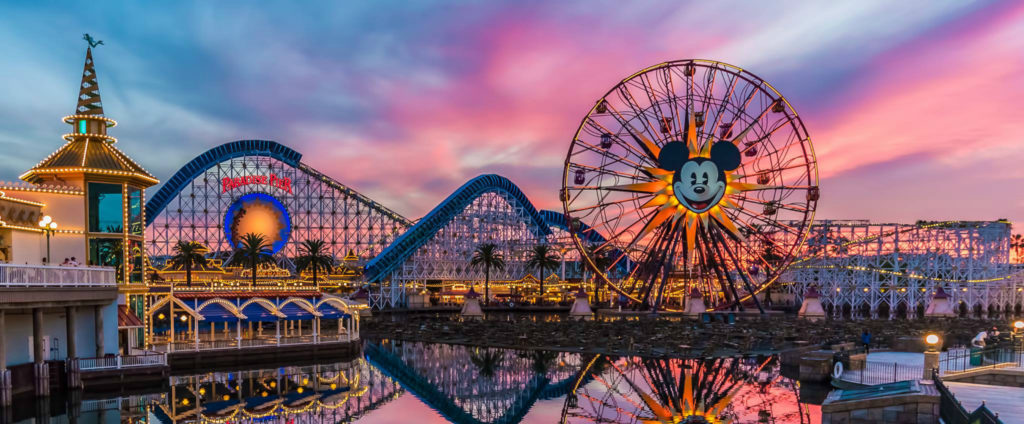 Marvel & Disneyland to give immersive new age momentum park.