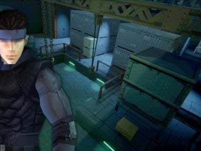 Metal Gear Solid to get HD remake