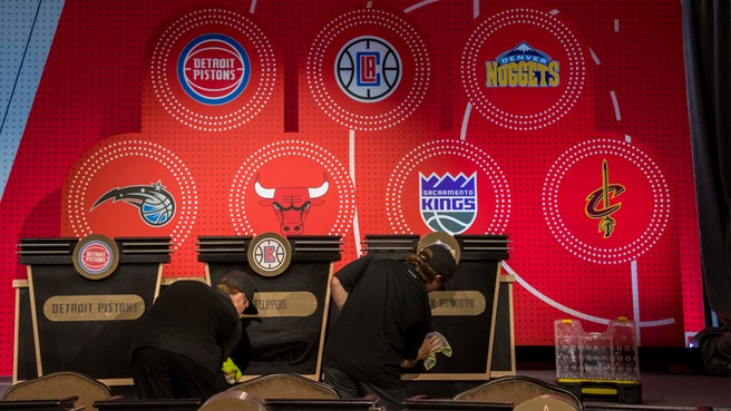NBA Draft Lottery-May 14th Tuesday: How To Watch & The Changes