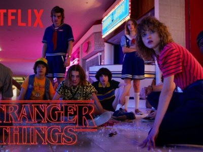 Netflix uploaded a snippet from the Stranger Things 3 in a new Trailer