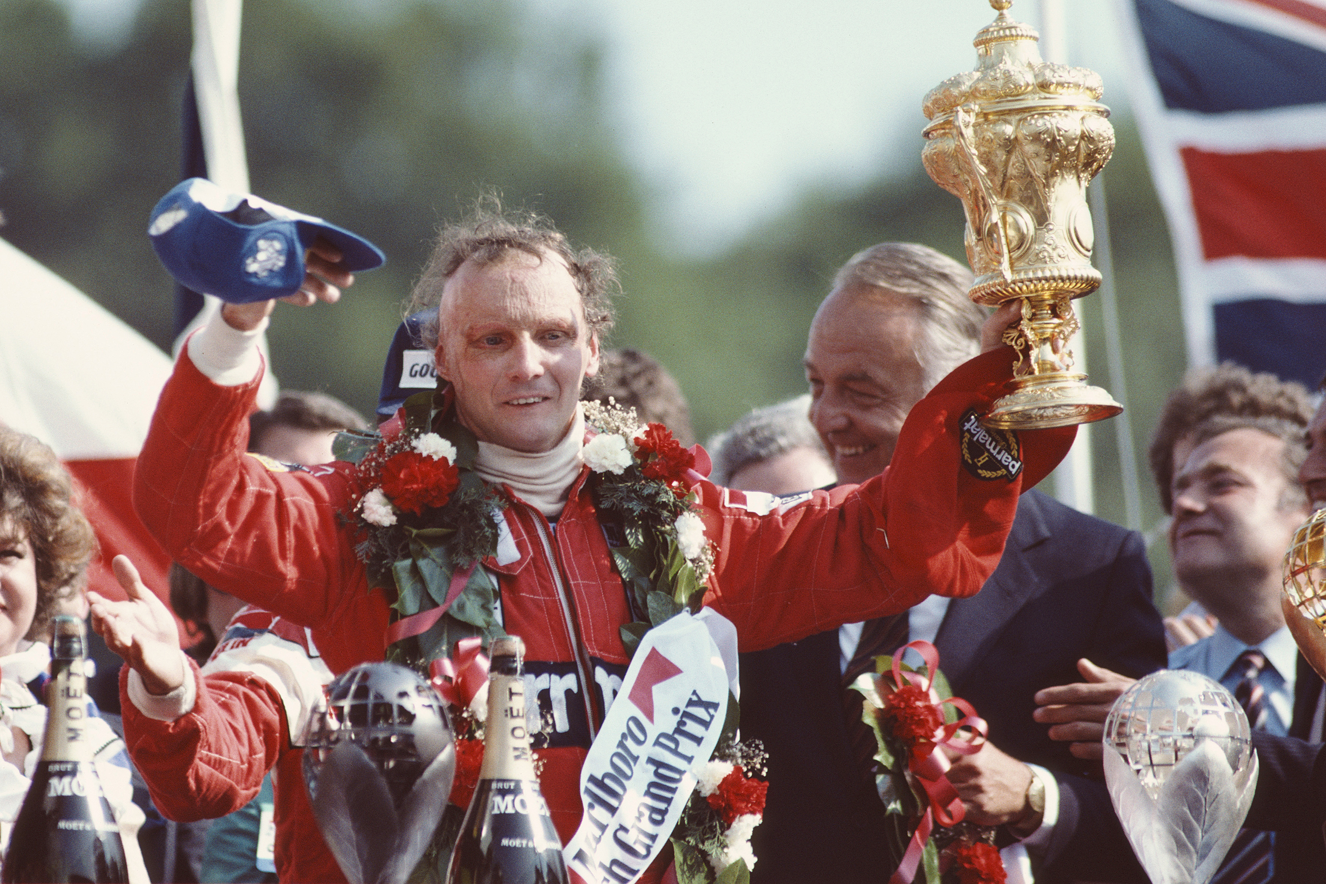 Legend Niki Lauda dies at the age of 70 leaving behind a Legacy