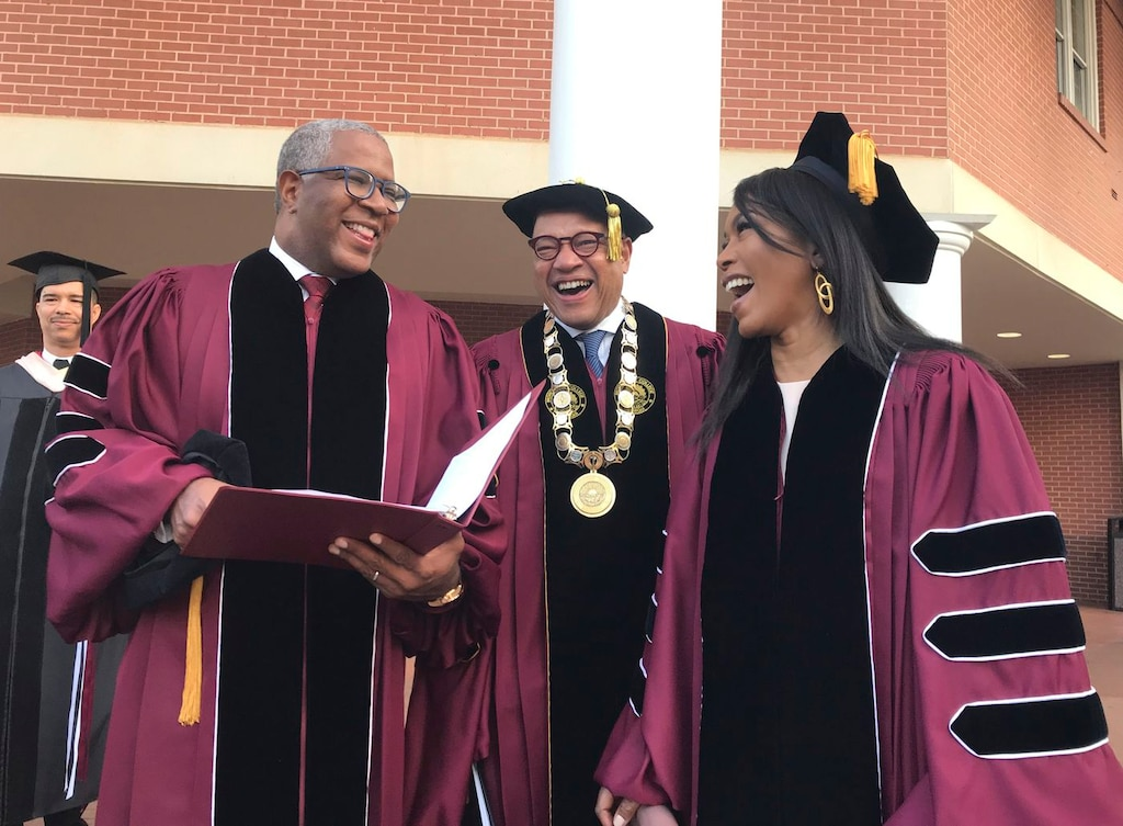 Big Cheers to Robert F.Smith, The Billionaire Who Pledged to Clear off Loans of Morehouse College Grads