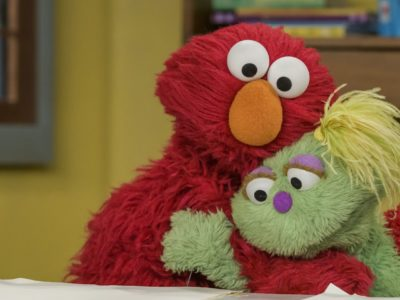 Sesame Street introduces Karli - A new Muppet