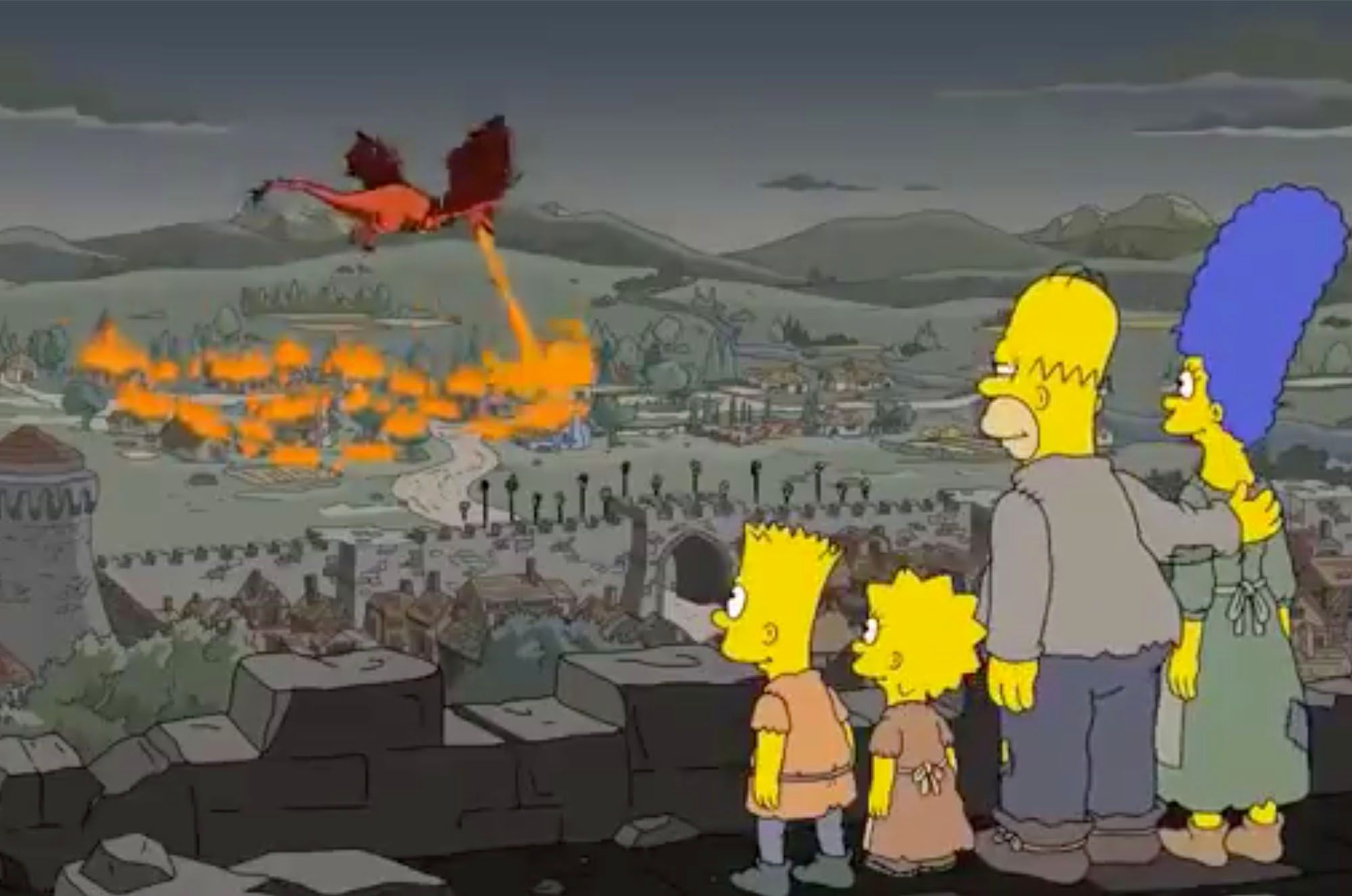 Simpsons Predicted Game of Thrones and it was correct