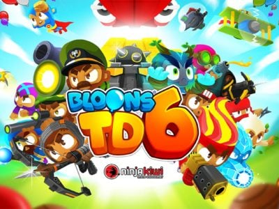 Bloons TD 6 is free on iOS and Android