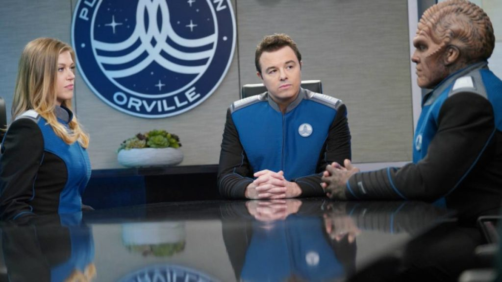 The Orville Season 3 coming soon