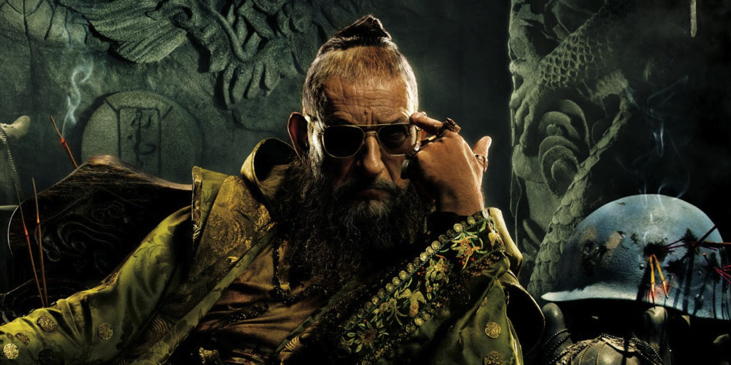 Iron Man 3: The Real Mandarin will return but with the power of 10 rings