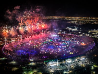 Electric Daisy Carnival (EDC) 2019 is ON and we can't wait more