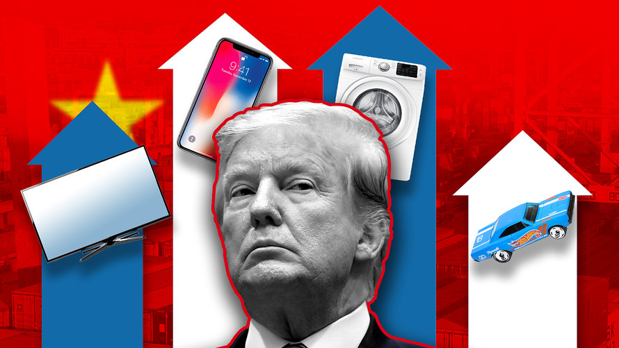 Trump Tariff may increase iPhone Prices by 14 percent