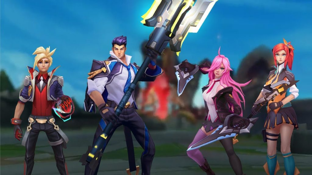 Battle Academia skins are out – they stand out to be league champion