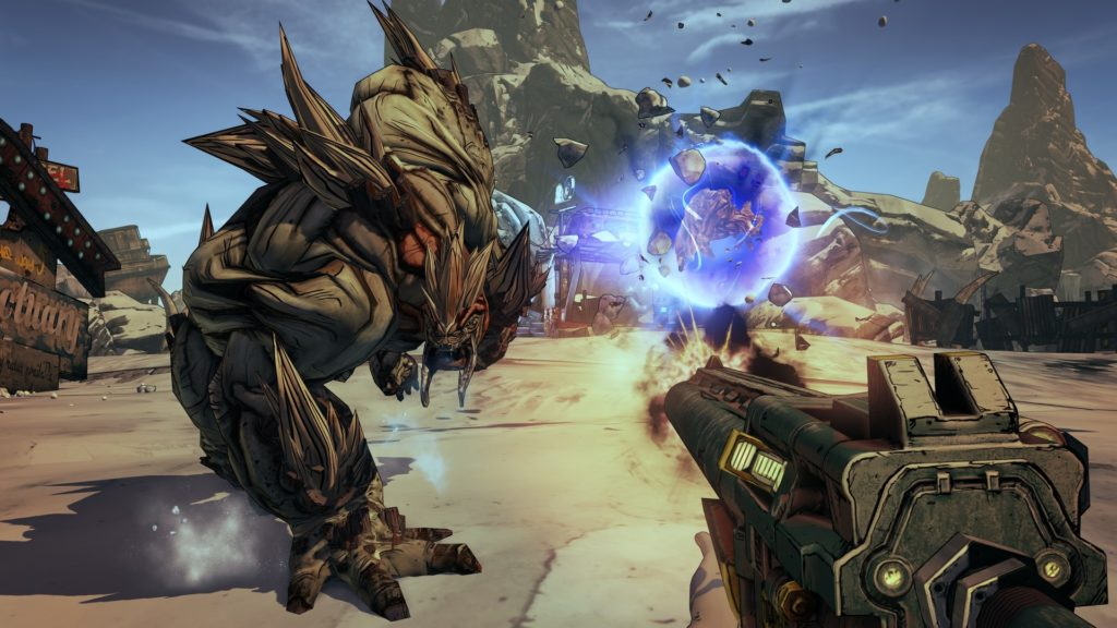 Borderlands 2 may release new DLC prior to the latest release in E3