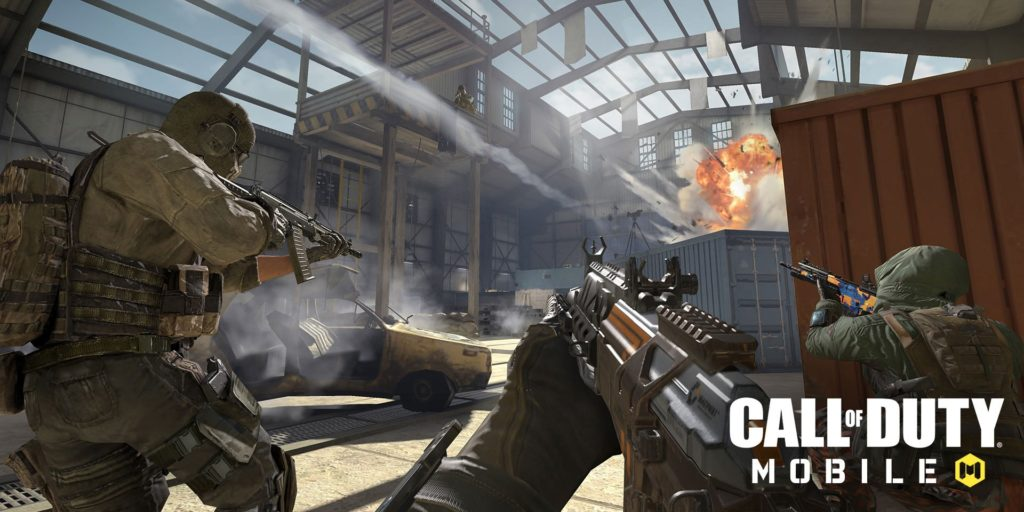 Call of Duty Mobile game-play modes