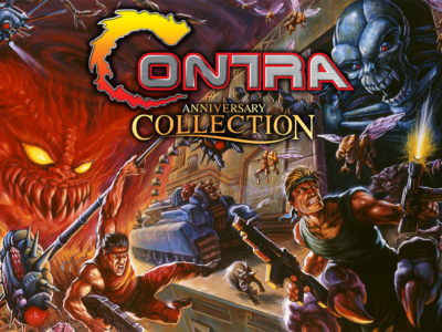 Contra Anniversary Collection is a treat for the fans by Konami